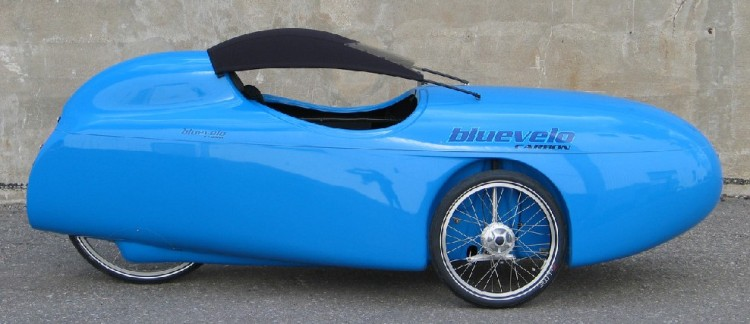 And you get a velomobile!