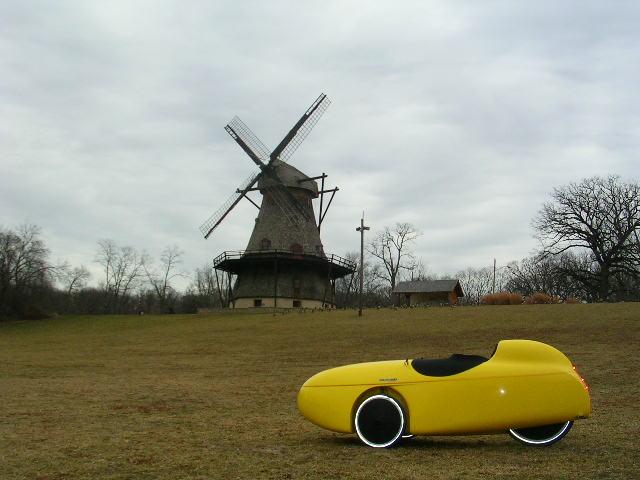 Windmill in Geneva, IL.(Near Chicago)