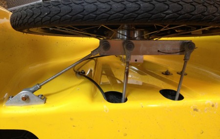 Suspension Struts