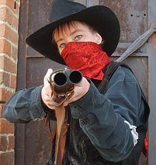 bandana robber